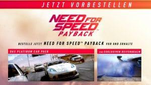 NFS: Payback - Standard Edtion