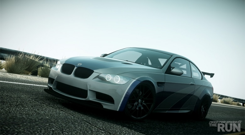 Most Wanted Edition BMW M3 GTS